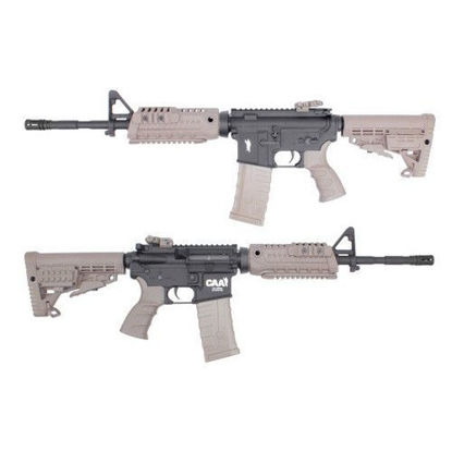"Picture of CAA Airsoft M4S1 14.5"" AEG - Sport line Dark Earth"