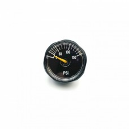 EPES 150 PSI Small pressure gauge - 1/8 NPT