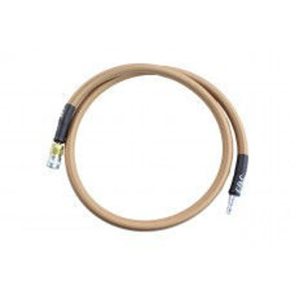 EPES 100cm Braided HPA hose - Coyote