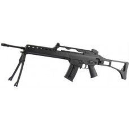 JG JG36E long with Bipod - G608-4