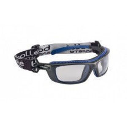 Bolle Baxter Glasses- Clear with strap