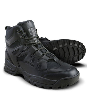Ranger Boot - Black