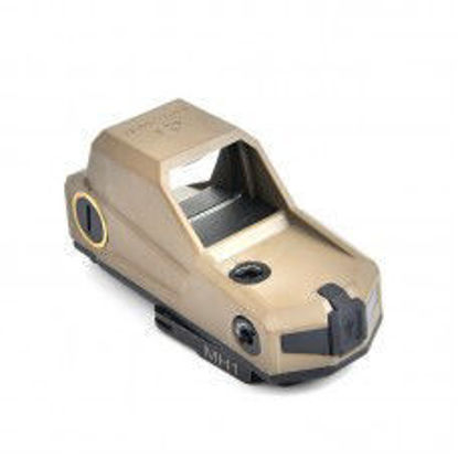 MH1 Style red dot reflex sight - Tan