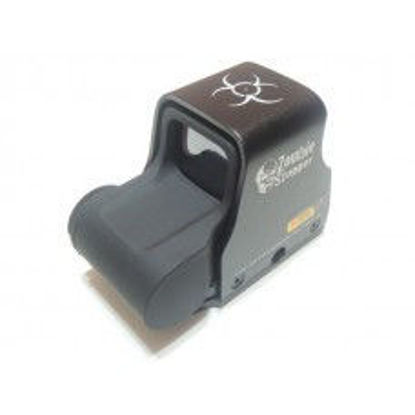 Zombie Stopper holo sight Red/Green Biohazard reticule