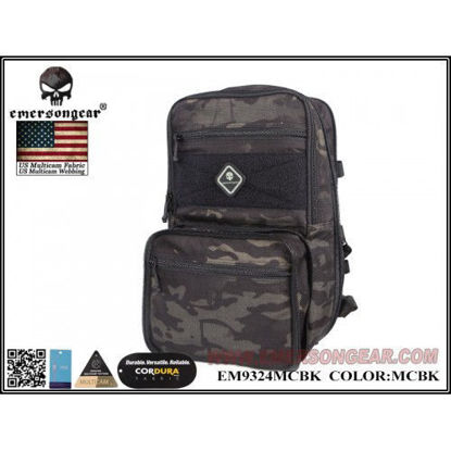 Emerson Gear D3 purpose Bag Multicam Black