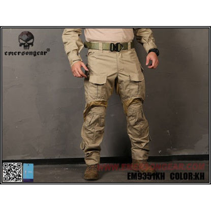 Emerson Gear G3 Combat Pants Khaki 36W