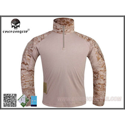 Emerson Gear G3 combat shirt - AOR1 - (Extra Large)