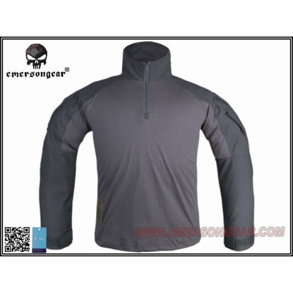 Emerson Gear G3 combat shirt - Wolf Grey - (Small)