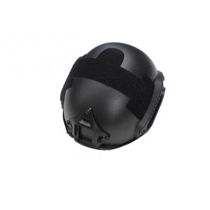 Oper8 Fast base helmet with accessories (Black)
