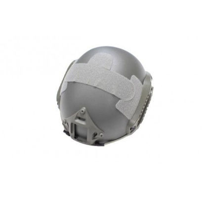 Oper8 Fast base helmet with accessories (Grey)