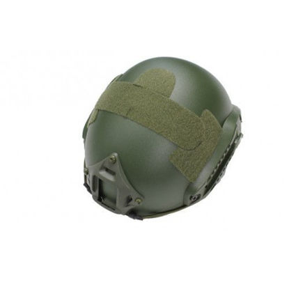 Oper8 Fast base helmet with accessories (OD)
