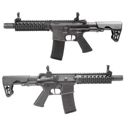 King Arms PDW 5.56 SBR Long - Black