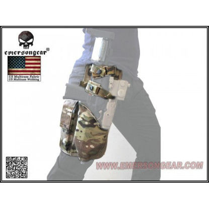 Emerson Gear MP7 Drop Leg Holster - Multicam