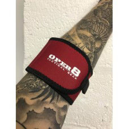 Oper8 Team Arm band (RED)