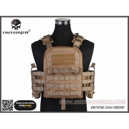 Emerson Gear NCPC Navy Cage plate carrier CB