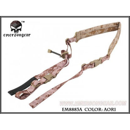 Emerson Gear Quick Adjust Padded 2 point sling - AOR1