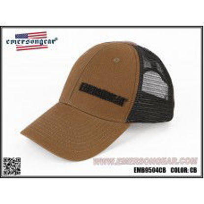 Emerson Gear Blue Label Ventilation Baseball Cap - Coyote