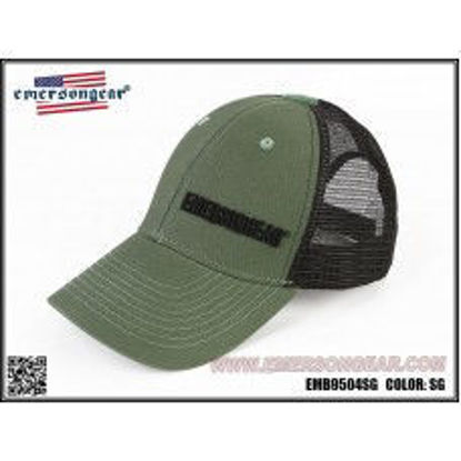 Emerson Gear Blue Label Ventilation Baseball Cap - Sage Green