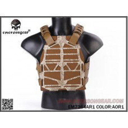 Emerson Gear Frame Plate carrier - AOR1