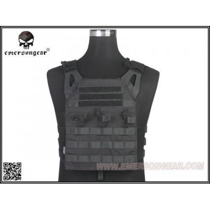 Emerson Gear Jump Plate Carrier (JPC) - Black