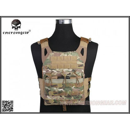 Emerson Gear Jump Plate Carrier (JPC) - Multicam