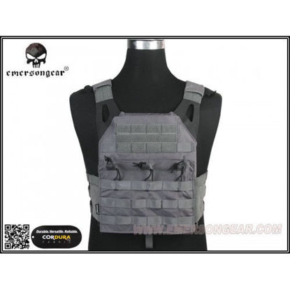 Emerson Gear Jump Plate Carrier (JPC) - Wolf Grey