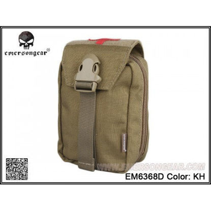 Emerson Gear Military First Aid Kit Pouch - Kahki