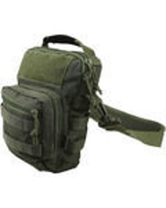 Hex - Stop Explorer Shoulder Bag - Olive Green