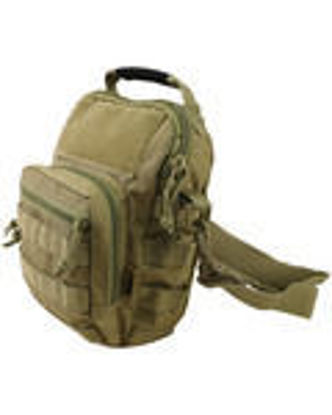 Hex - Stop Explorer Shoulder Bag - Coyote