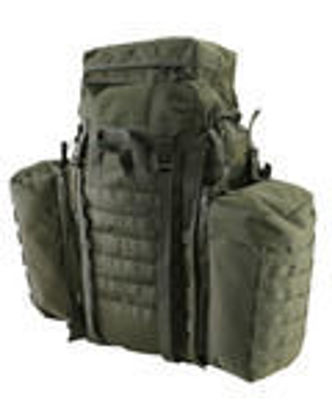 Tactical Assault Pack 90 Litre - Olive Green