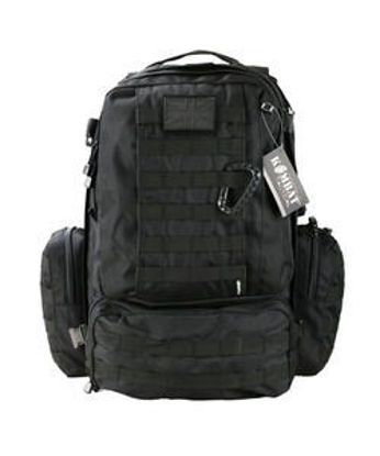 Viking Patrol Pack 60 Litre - Black