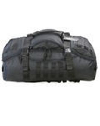 Operators Duffle Bag 60 Litre - Black