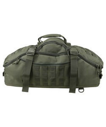 Operators Duffle Bag 60 Litre - Olive Green