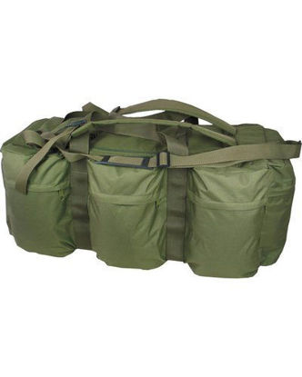 Assault Holdall 100 Litre - Olive Green