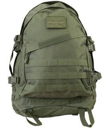 Spec-Ops Pack 45 Litre - Olive Green