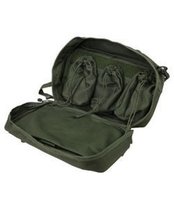 Medic Side Pouch - Olive Green