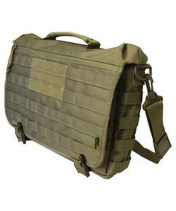 Medium Messenger Bag - 20L- Coyote
