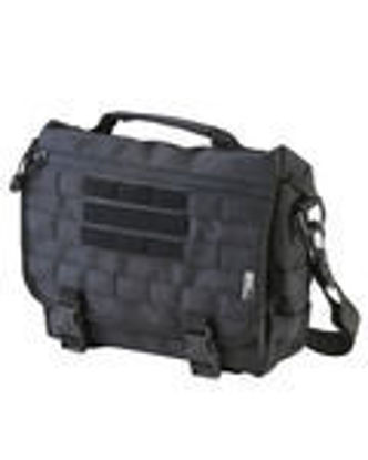 Small Messenger Bag 10 Litre - Black