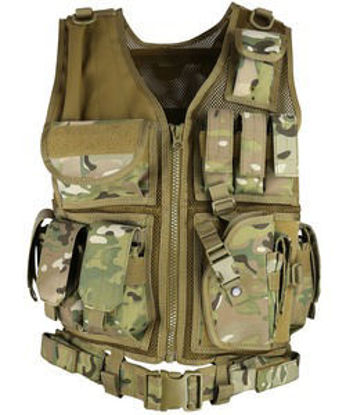 Cross Draw Tactical Vest - BTP