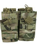 Double Duo Mag Pouch - BTP