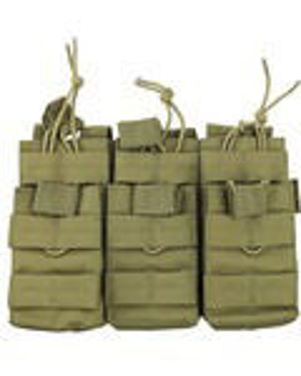Triple Duo Mag Pouch - Coyote
