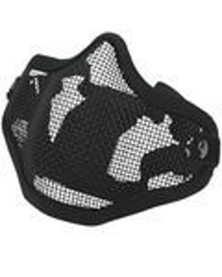 Tactical Face Mask - Black