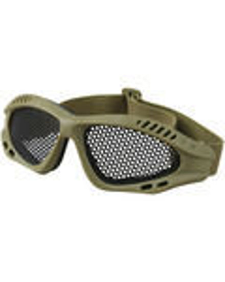 Tactical Mesh Glasses - Coyote