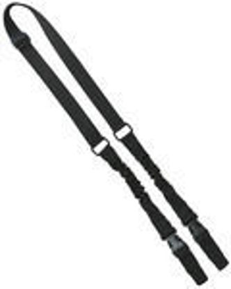 Double Point Bungee Sling - Black
