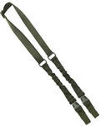 Double Point Bungee Sling - Olive Green