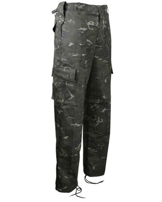 Kombat Trousers - BTP Black
