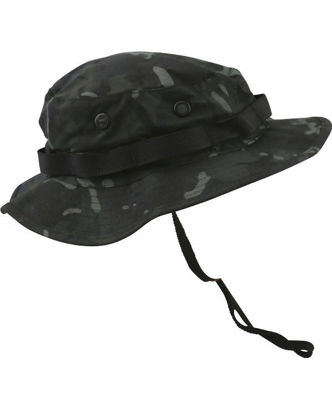 Boonie Hat - US Style Jungle Hat - BTP Black