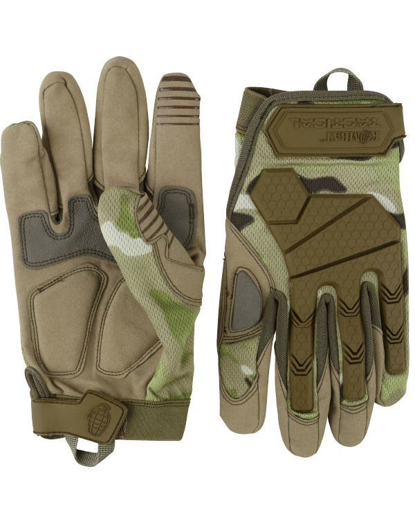 Alpha Tactical Gloves - BTP