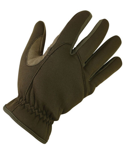 Delta Fast Gloves - Coyote