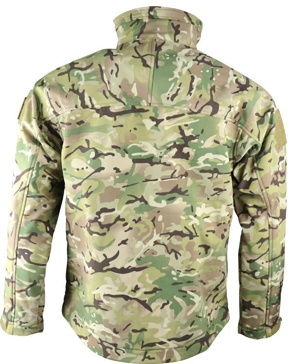 TROOPER - Tactical Soft Shell Jacket - BTP